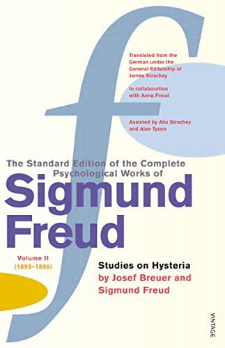 9780099426530: Complete Psychological Works of Sigmund Freud, Vol. 2