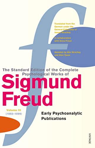 9780099426547: Complete Psycholgical Works of Sigmund Freud, Vol. 3