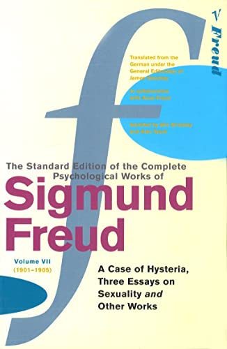 9780099426585: Complete Psychological Works Of Sigmund Freud, The Vol 7:
