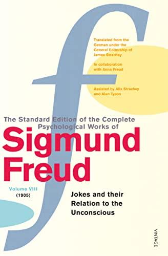 9780099426592: Complete Psychological Works Of Sigmund Freud, The Vol 8: