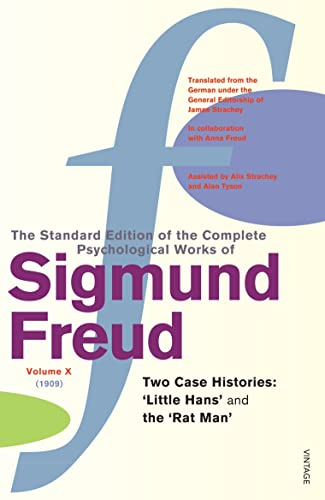 9780099426639: The Complete Psychological Works of Sigmund Freud: Two Case Histories (