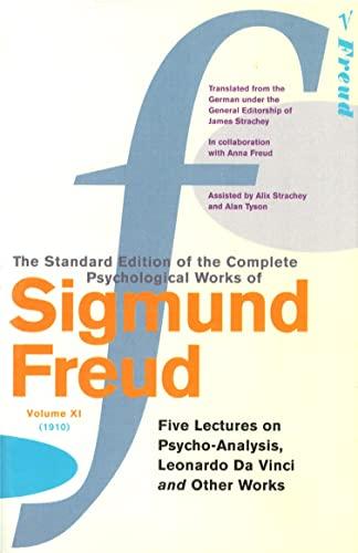 9780099426646: The Complete Psychological Works of Sigmund Freud: v. 11