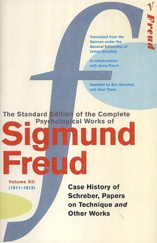 9780099426653: Complete Psychological Works Of Sigmund Freud, The Vol 12: