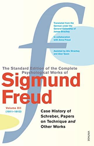 9780099426653: The Complete Psychological Works of Sigmund Freud: