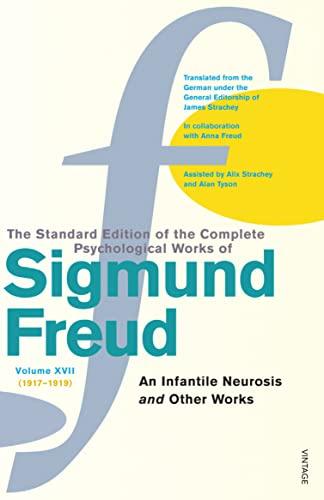 9780099426721: The Complete Psychological Works of Sigmund Freud: