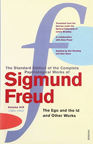 9780099426745: Complete Psychological Works Of Sigmund Freud, The Vol 19: