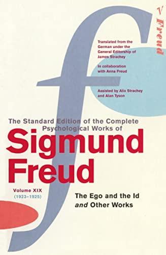 Complete Psychological Works Of Sigmund Freud, The Vol 19 (Paperback): Sigmund Freud