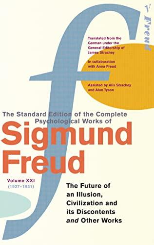 9780099426769: The Complete Psychological Works of Sigmund Freud: