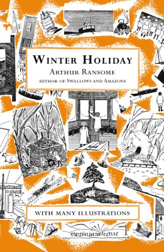 9780099427179: Winter Holiday (Swallows And Amazons)
