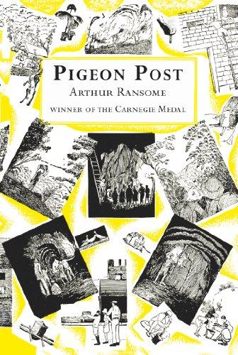 9780099427193: Pigeon Post