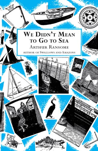 9780099427223: We Didn't Mean to Go to Sea (Swallows And Amazons)