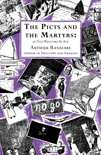 9780099427278: Picts and the Martyrs