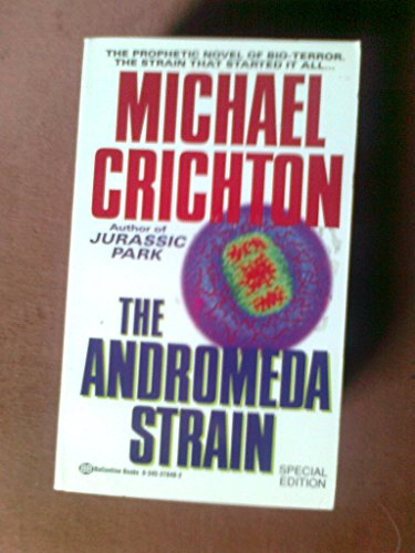 9780099427650: The Andromeda Strain