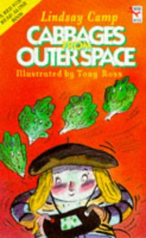 9780099427711: Cabbages from Outer Space (Red Fox Read Alone Books)
