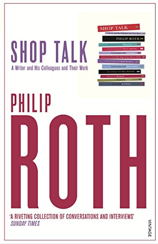 9780099428435: Shop Talk: A Writer and His Colleagues and Their Work