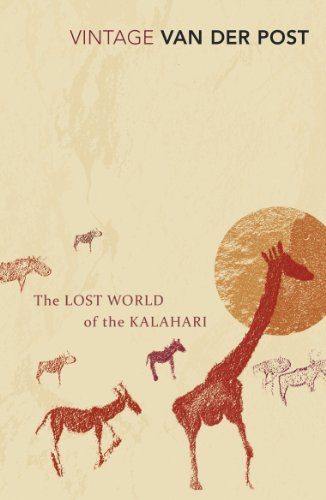9780099428756: Lost World of the Kalahari