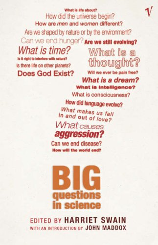 9780099428923: The Big Questions In Science