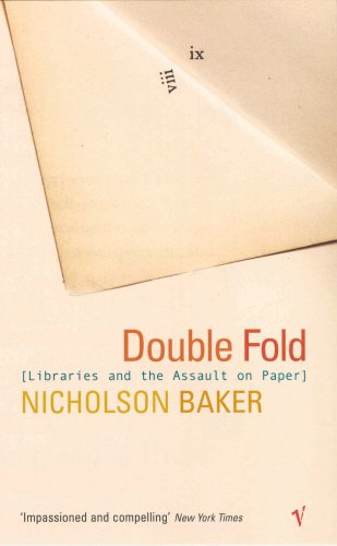 9780099429036: Double Fold: Libraries and the Assault on Paper