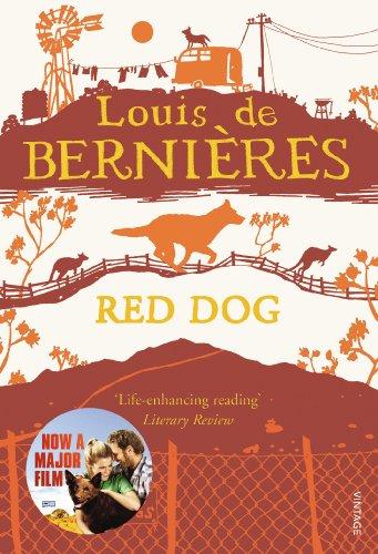 RED DOG.: DE BERNIERES, Louis.