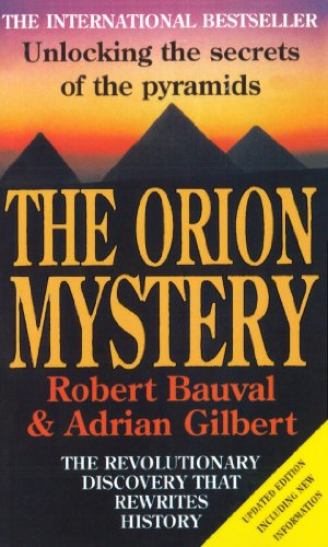 The orion mystery robert bauval