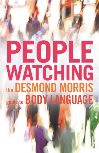 9780099429784: Peoplewatching : The Desmond Morris Guide to Body Language
