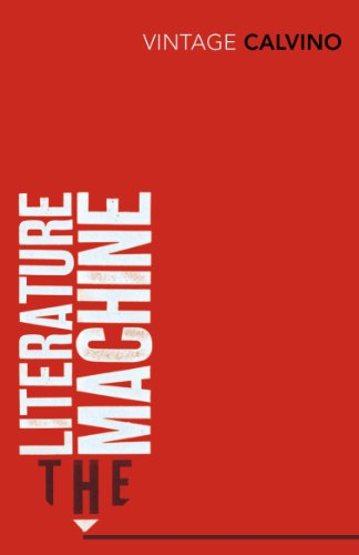 9780099430858: The Literature Machine: Essays (Vintage Classics)