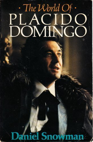 9780099432005: The World of Placido Domingo
