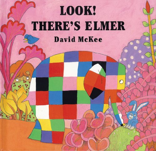 Look! There's Elmer: McKee, David