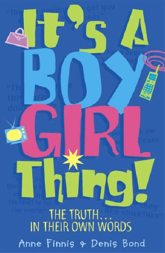 9780099432128: It's A Boy Girl Thing