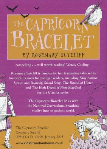 9780099432173: The Capricorn Bracelet: Red Fox Classic