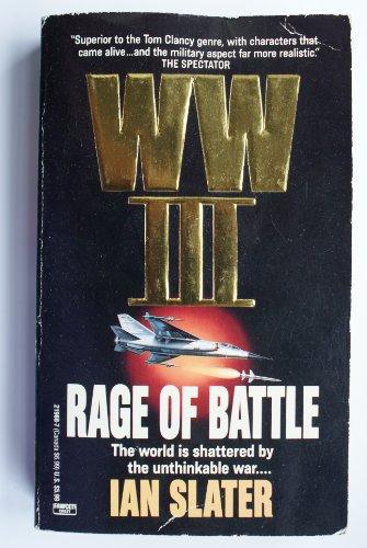 9780099432319: Rage of Battle (WW3)