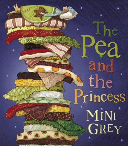 9780099432333: The Pea and the Princess