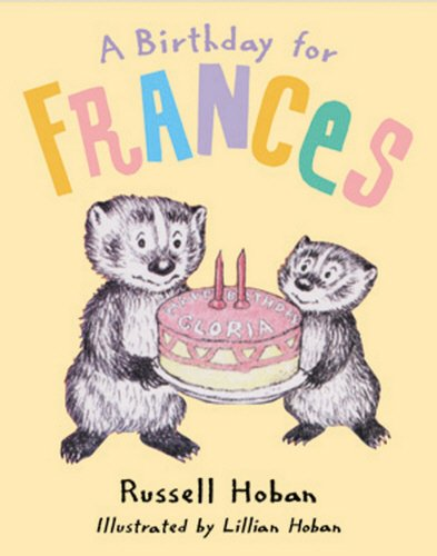 9780099432449: A Birthday For Frances, A