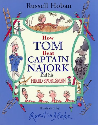 9780099432470: How Tom Beat Captain Najork and His Hired Sportsmen