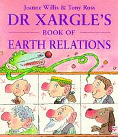 9780099432517: Dr. Xargle's Book of Earth Relations (Red Fox picture books)