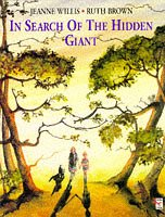9780099432814: In Search of the Hidden Giant (Red Fox Picture Books)