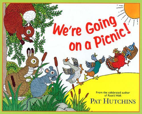 9780099433040: We're Going on a Picnic