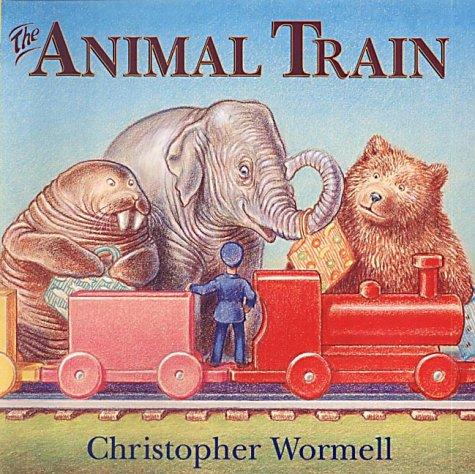 9780099433064: Animal Train