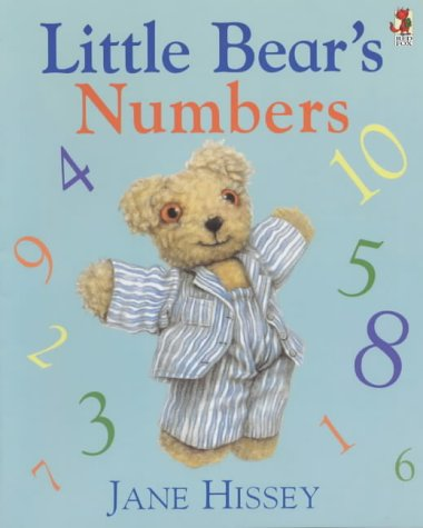9780099433378: Little Bear's Numbers (Old Bear)