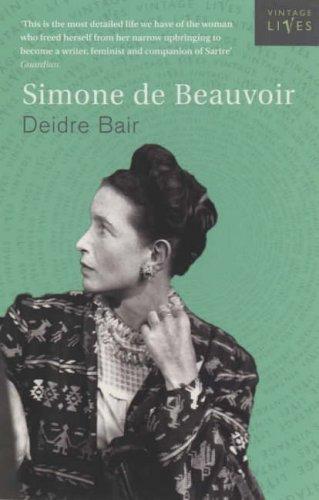 9780099433477: Simone de Beauvoir: A Biography