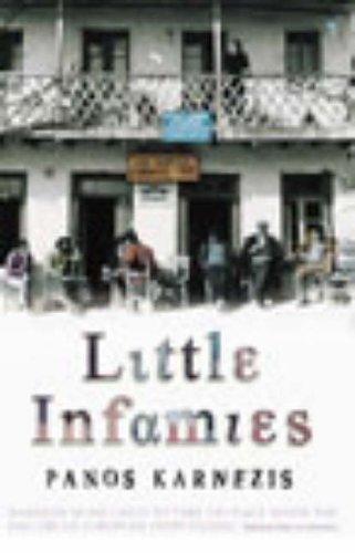 9780099433521: Little Infamies