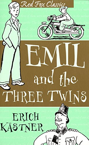 9780099433637: Emil and the Three Twins