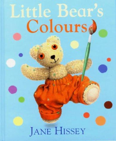 9780099433941: Little Bear's Colours (Old Bear)
