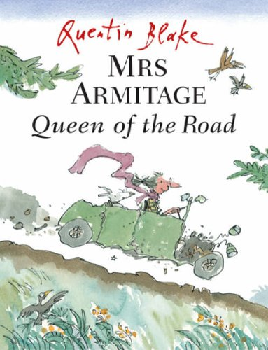 9780099434245: Mrs Armitage Queen Of The Road