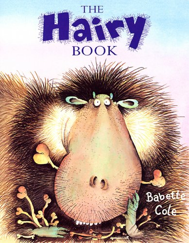 9780099434252: The Hairy Book