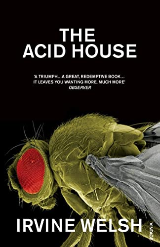 9780099435013: The Acid House (Roman)
