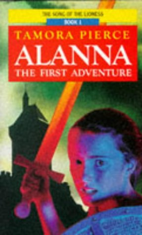 9780099435600: Alanna: The First Adventure (Red Fox Older Fiction)