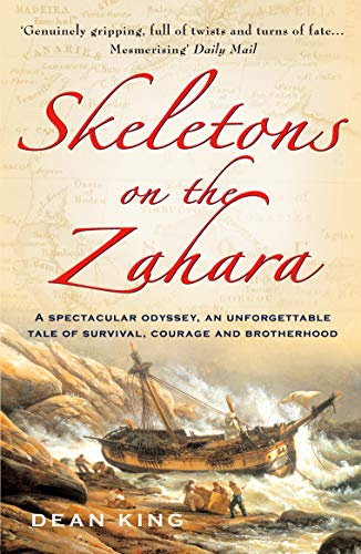 9780099435921: Skeletons on the Zahara