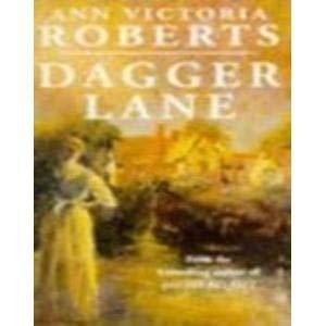 Dagger Lane: ANN VICTORIA ROBERTS