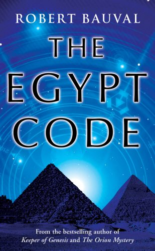 9780099436232: The Egypt Code